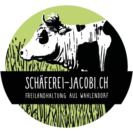 Etikette Kuh, Schäferei Jacobi