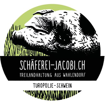 Etikette Schwein, Schäferei Jacobi